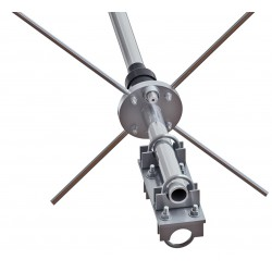 Antena Ars Eletronica Pt 3x5/8 O Vhf 144/174 G 9,15 Dbi.g7a