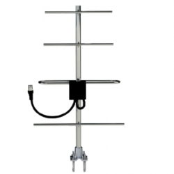 Antena Ars Eletronica Direcional Uhf Yagi 4 Elementos 504092