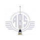 Antena Móvel 1/4 Vhf e Cabo 5 metros Ars - Mv00bc