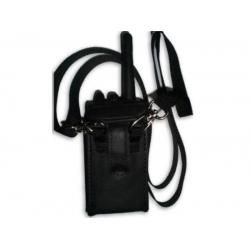 Capa Couro Legitimo Flexível Radio Motorola Dgp5550/8550