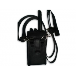 Capa Couro Legitimo Flexível Radio Digital Motorola Dgp8050ex