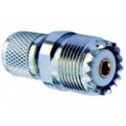 Conector Uhf Fêmea Para Uhf Macho Mini Uhf - Motorola -706