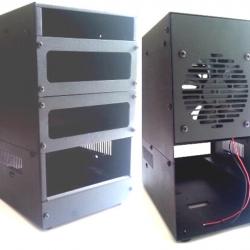 Gabinete Mini Torre Reptidor Para O Radio EM-200 sem Fonte