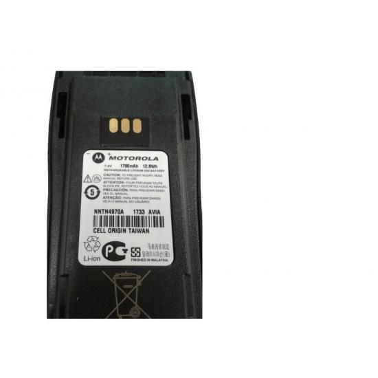 Bateria Original Motorola Ntnn4970a Radio Ep-450-dep-450