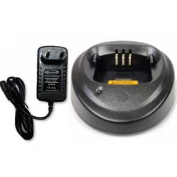 Fonte Base Carregador Compartivel Rádio Motorola Ep450dep450