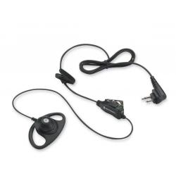 Fone Ouvido Ptt Lapela Original Radio Motorola HKLN4599B  Ep450 Dep450
