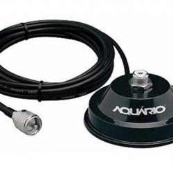 Suporte De Magnético Para Antena De Radio Px Aquario 700k