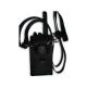 Capa Couro Legitimo Flexivel Para Radio Baofeng Uv-82