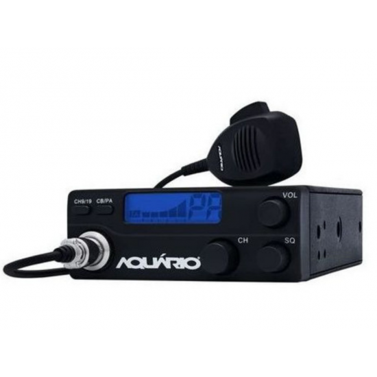 Rádio Px 40 Canais Aquario Antena