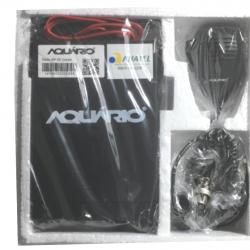 Kit Rádio Px 40 Canais Aquario Antena B-2050 S Calha Cabo