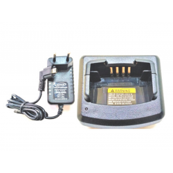 Fonte E Base Do Carregador Motorola Compartivel Radio Ep150