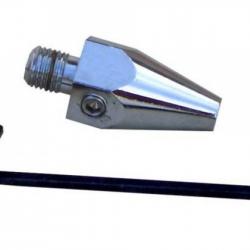 Cone Cromado para Antena Px -Steelbrás - Ap0002