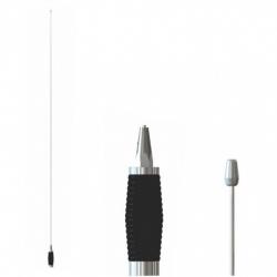 Antena Móvel Px Mini 1/4 de Onda Base Uhf - AP5000