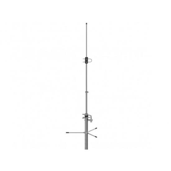 Antena Base Uhf 2×5/8 De Onda Pt Steelbrás Ap4249