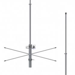Antena Base Vhf 5/8 De Onda Pt Steelbras - Ap5249