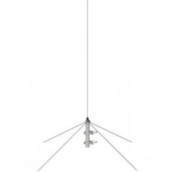 Antena Base Vhf 1/4 Onda Plano Terra Transmissor Fm Ap2226