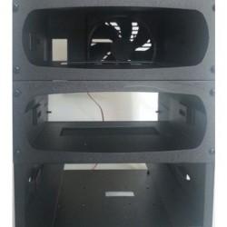 Gabinete Mini Torre Repetidor Radio Pro-5100 3100 Sem Fonte