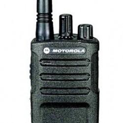 Rádio Portátil Analógico Motorola Uhf Fm 8 Canal Rva-50
